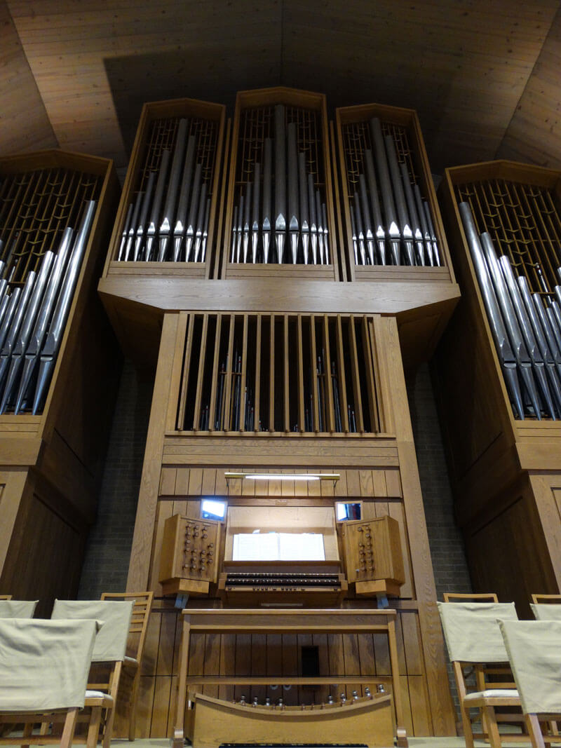 The Phelps Organ